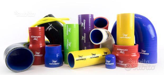 Tubazioni siliconiche Sport Elevate prestazioni