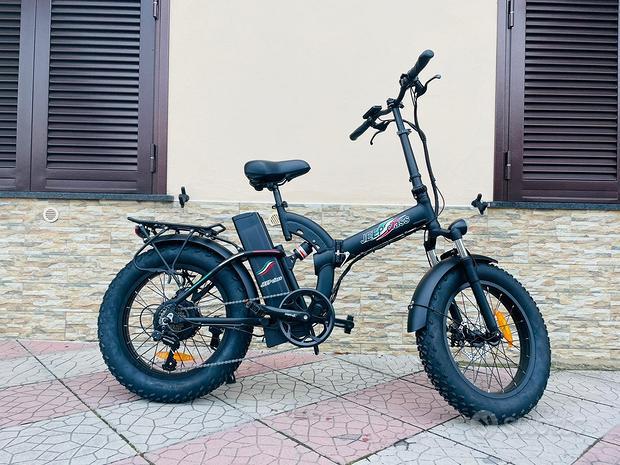 Fat Bike 500w E-Bike Bici pieghevole elettrica 48v