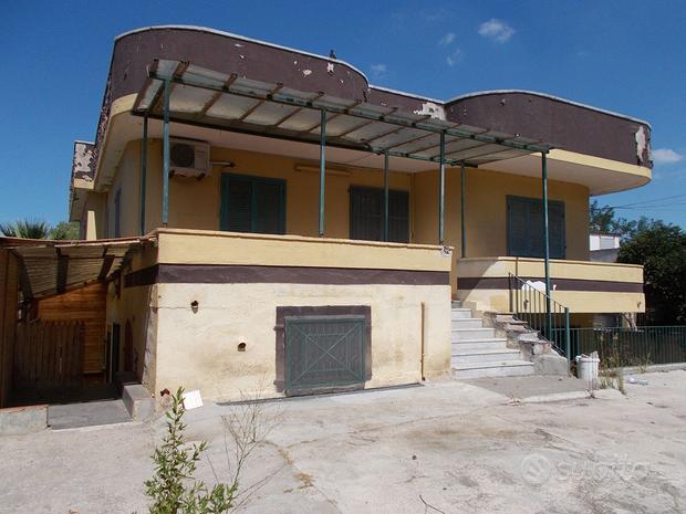 Villa indipendente fronte Villaggio Coppola