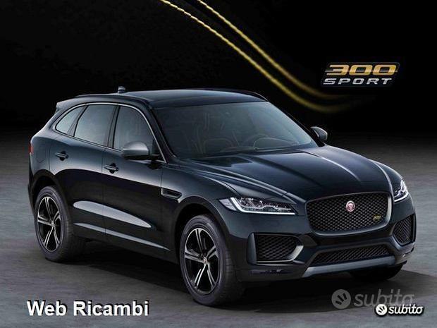 Ricambi musata Jaguar f-pace XE, XF, E pace