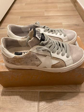 Golden Goose sneakers_in cavallino