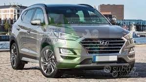 Hyundai Tucson 2020 ricambi usati c491