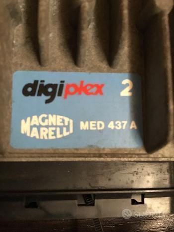 Centralina Digiplex 2 MED 437 A Magneti Marelli