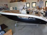 Imbarcazione Open Barqa Q20 + Yamaha f40 HETL