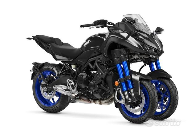 Yamaha Niken - VERSIONE GT - ULTIMO ARRIVO -