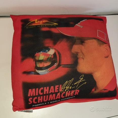 Cuscino Schumacher originale