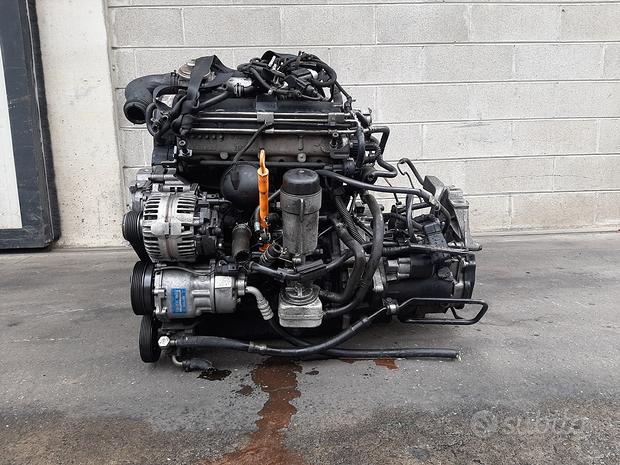 Motore e cambio Volkswagen Bora 2003 1900cc TD ATD