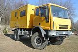 Eurocargo 4x4 Camper