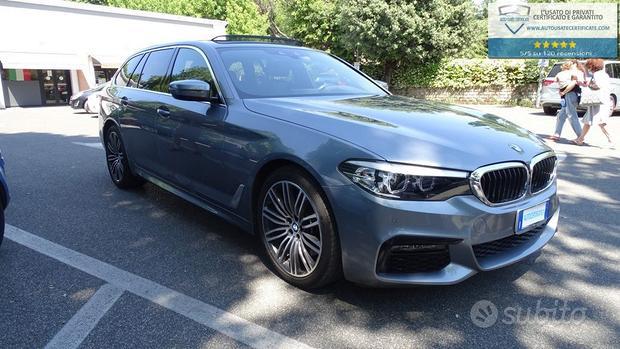BMW 525 d Touring Msport