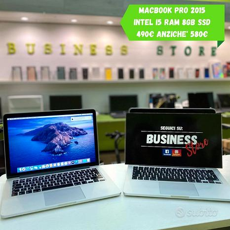 Macbook pro 2015 business store