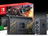 Nintendo Switch Monster Hunter Rise Edition Nuova