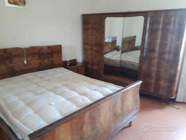Camera da letto anni '50