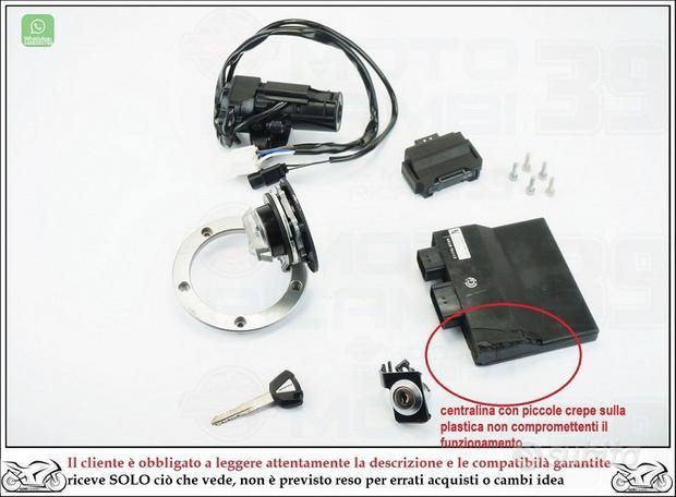 Blocchetto chiave Kawasaki z 800 abs 12 16