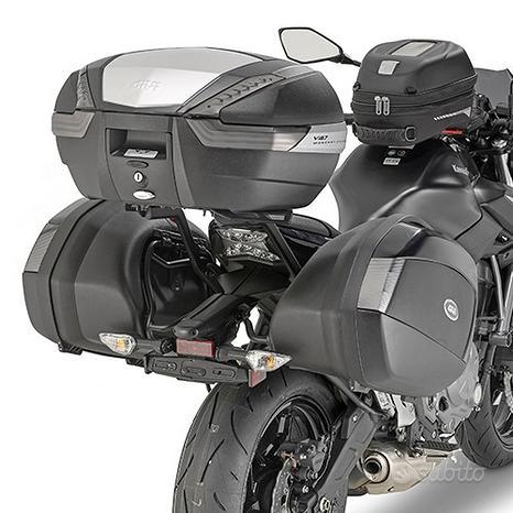Telaietti valigie laterali Monokey Kawasaki Z650