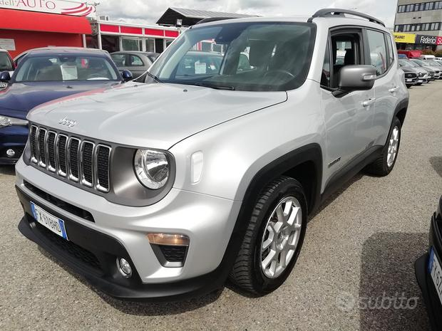 Jeep renegade 1,3 t4 ddct limited