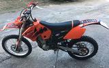 Ktm 450 exc - 2005