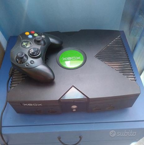 Console XBOX prima serie per retro gaming