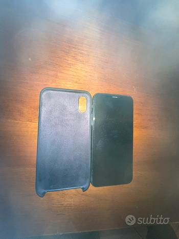 Iphone xs 128 gb nero
