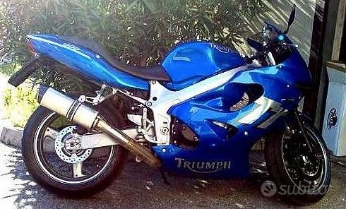 Special Titanium Roadsitalia Triumph Baby Speed 60
