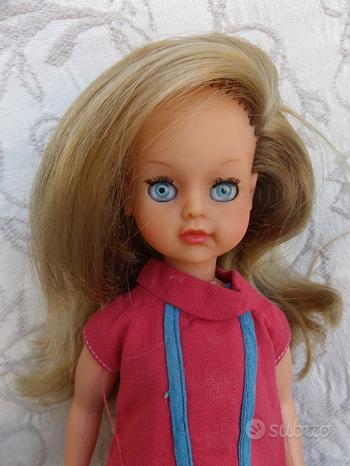 Bambola anni 70, marchio Galba, modello Milady