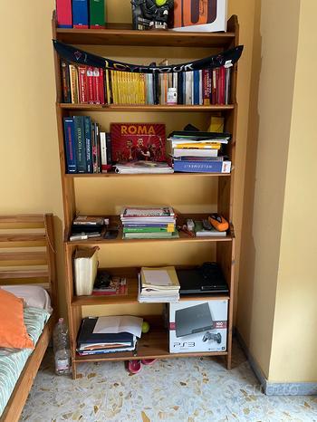 Libreria 6 ripiani