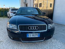 Audi a4 cabriolet 2003 2.4 30v gpl cambio automati