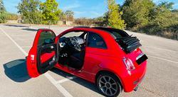 Fiat 500 sport cabrio unipro full optional
