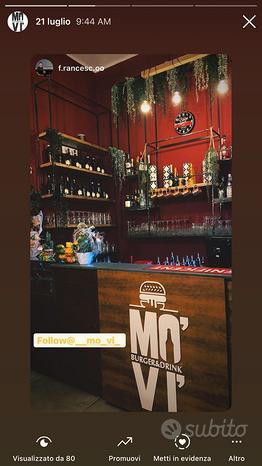 Locale bar ,pub e ristorante