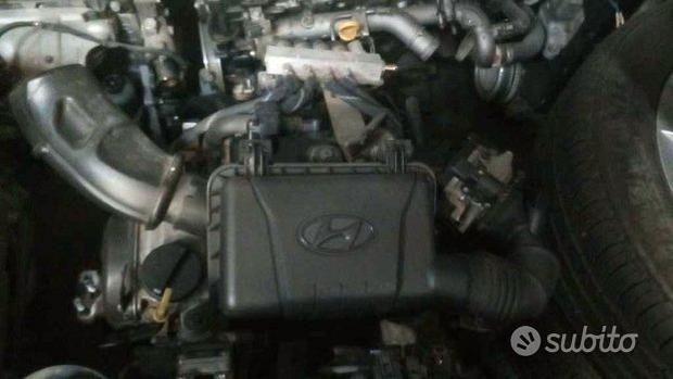 Motore Hyundai i10 benzina sigla motore G4HG