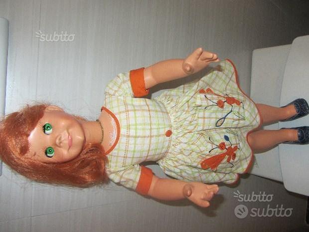 Bambole Vintage Furga Lenci Bonomi barbie