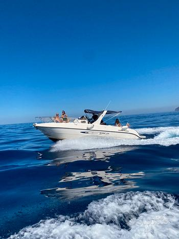 Barca Mano' 25 sport 8,50 mt
