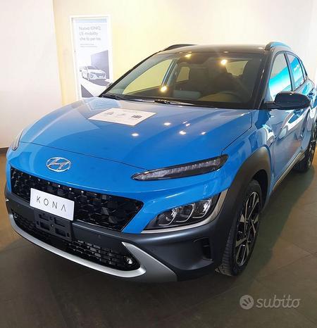 Hyundai Kona 1.0 T-GDI Hybrid 48V iMT XLine
