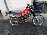 Yamaha xt 550 1984