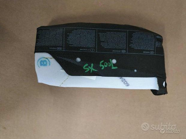 Airbag sedile laterale sinistro per fiat 500l