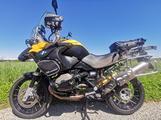 Bmw r 1200 gs adventure bialbero