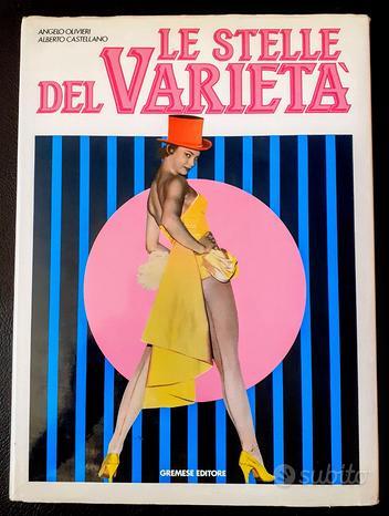 LE STELLE DEL VARIETÀ - Raro volume teatro