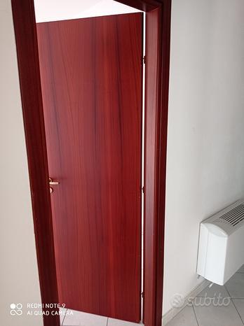 Serramenti+ ciller+ termoconvettori+ porte legno