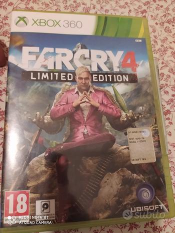 Xbox 360 farcry 4