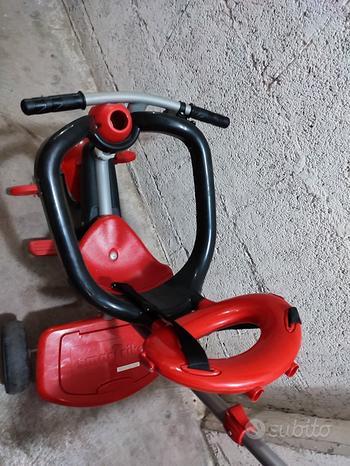 Smart trike rosso