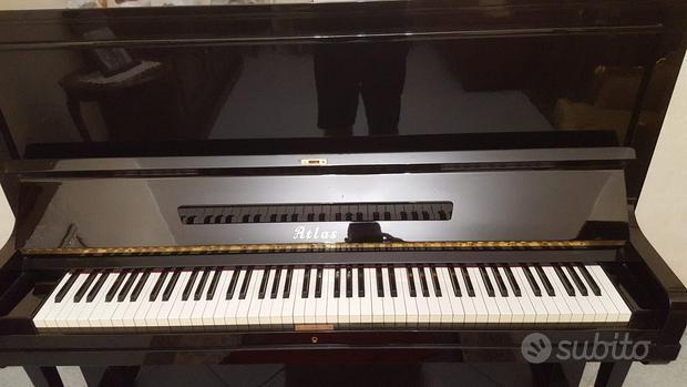 Pianoforte Atlas
