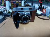 Kodak Retina II con accessori originali
