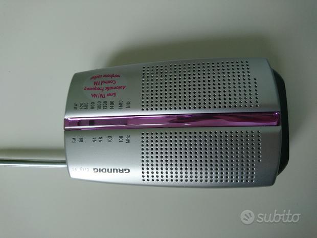 Radio Portatile Grundig