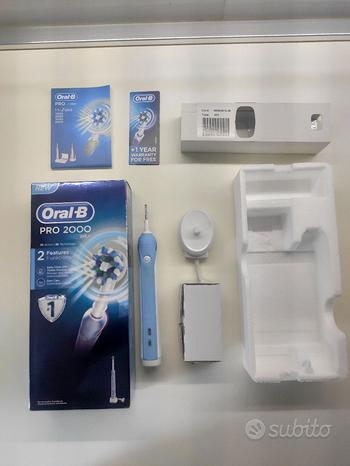 Spazzolino Elettrico Oral B Pro 2000