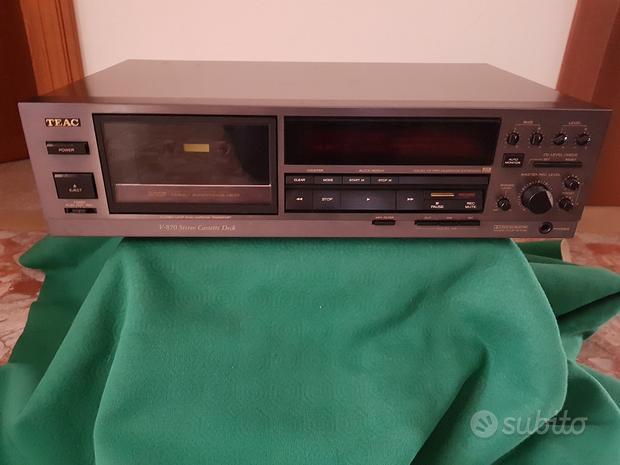Registratore a cassette TEAC V-870
