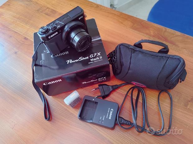 Splendida Canon powershot G7 x MarkII
