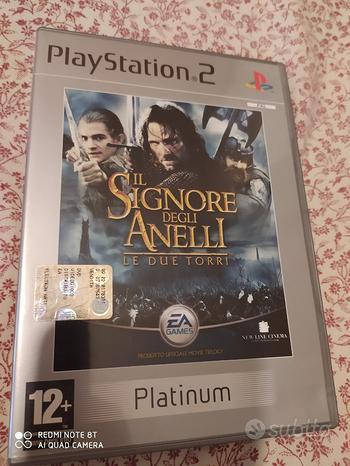 PS2, Il Signore degli Anelli