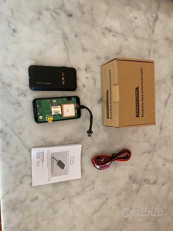 GPS localizzatore Traker auto moto