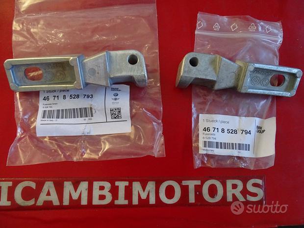 POGGIAPIEDI POST SX DX BMW S1000XR R1200GS R1250GS