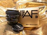 Obiettivi Nikon AF 70-300 e 28mm