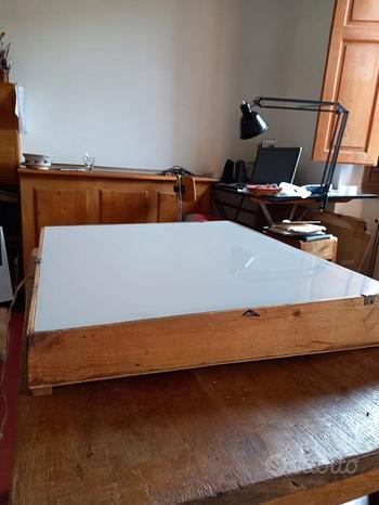TAVOLA LUMINOSA 60 x80cm h,10